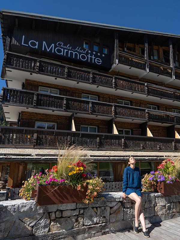 Hotel la Marmotte Photo Kim Nguyen
