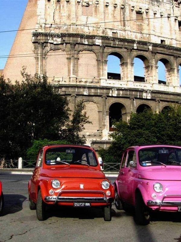 Tour Fiat Rome
