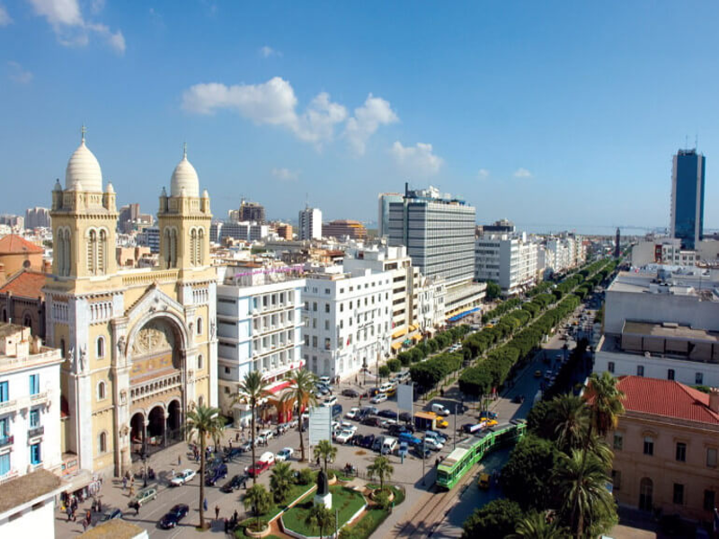 Avenue-Habib-Bourguiba-Tunis
